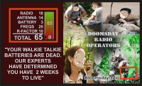 This Week's Episode of Doomsday Radio Operators